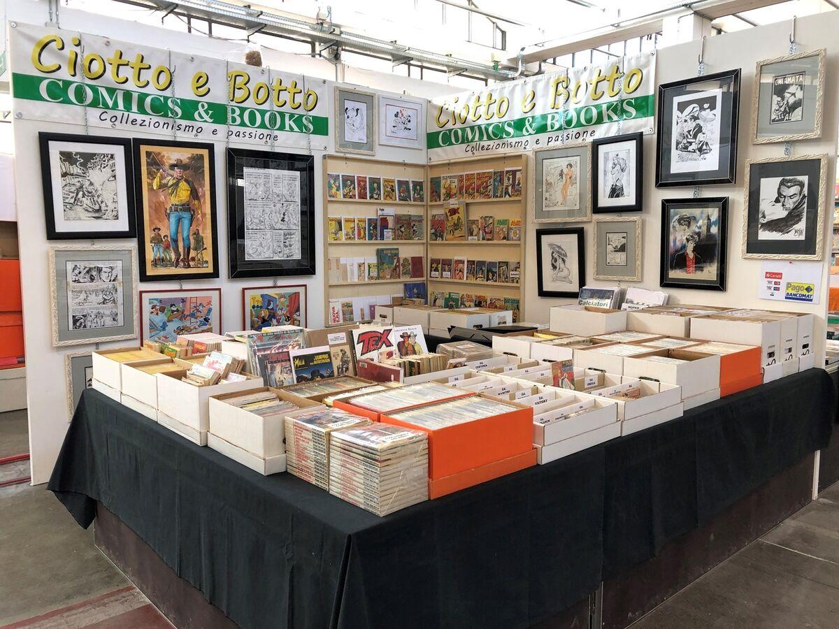 Ciotto e Botto COMICS&BOOKS