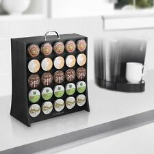 New Keurig 50 K Cups Pod Carousel Holder Coffee Storage Organizer Cup Rack 2 DAY