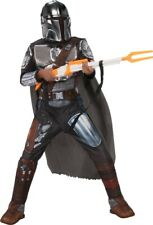 The Mandalorian Beskar Armor Child Costume Star Wars Halloween