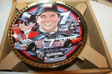 Geoff Bodine Nascar Victory Lane Collectible Plate 6 1/2 Inch #1531A