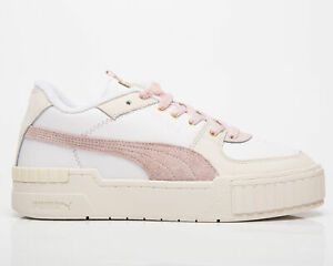 Puma Cali Sport Frosted Hike Women's White Marshmallow Lifestyle Sneakers Shoes