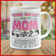 Mug the Best Kind of Mom Raises a Accountant Economist Bookkeeper Clerk Mugs