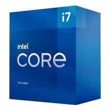 Intel Core i7-11700 Processador Para Desktop - 8 núcleos e 16 fios-até 4.9 Ghz T