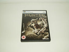 "PC Game ""Hunted The Demons Force""  (Mint Cond) 2011."