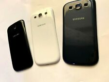 ORIGINAL SAMSUNG GALAXY S3 BACK REAR COVER HOUSING REPLACEMENT