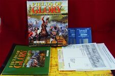 Amiga: Fields of Glory - Microprose 1993