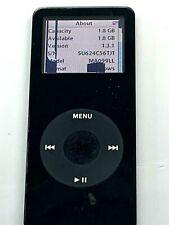 Apple iPod Nano 1st Generation Black (2 Gb) - For Parts Broken