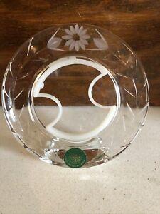 Beautiful Welsh Royal Crystal Photo Frame