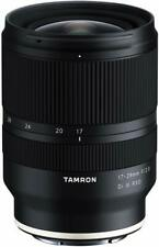 Tamron 17-28mm f/2.8 Di III RXD for Sony Mirrorless Full Frame E Mount
