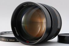 【B- Good】CONTAX Carl Zeiss Planar T* 85mm f/1.4 AEG Lens for CY From JAPAN #2729