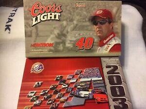 Sterling Marlin #40 1/24 2003 Coors Light Dodge Intrepid Gnassi Racing Action