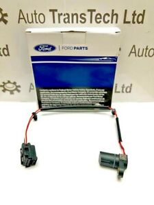 Genuine Ford Volvo 6DCT450 Powershift Automatic Gearbox Input Speed Sensor