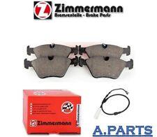 Zimmermann Plaquettes Complet Avant Sem BMW 3ER E90 E92 5ER E60 E61 6ER E63