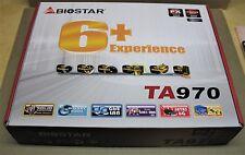 Biostar TA970 AM3+ Motherboard and AMD Phenom II X6 1055t 6-Core Processor