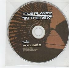 (FI480) True Playaz, In The Mix Vol 3, mixed by DJ Pascal - 2004 CD