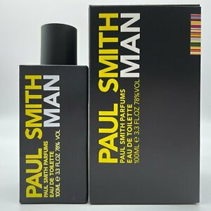 PAUL SMITH MAN EDT 100ml - DISCONTINUED - Men's Perfume - Free Shipping