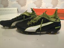 Puma EvoTouch K Leather football boots size 8.5 FG