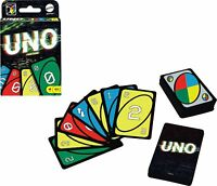 《NEW》Mattel UNO 2000s 00s Retro Version Family Card Game #4 of 5 in Series