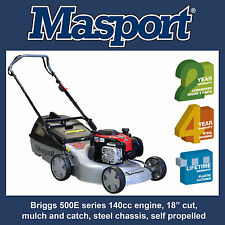 Masport 350ST Self Propelled Lawn Mower - SAVE $60