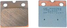 DP Brakes Standard Sintered Metal Brake Pads DP701 Sintered/Metal Front or rear
