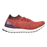 Adidas UltraBoost Uncaged Men's Running Shoes Dark Burgundy-Tactile Red by2554