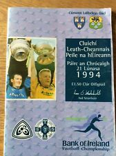 Gaa All Ireland Football semi final 1994 Dublin v Leitrim