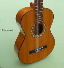 7/8 Vintage Gitarre Torella 50 H. Schäffner DDR Kult N(Ostalgie) Fichte Rar Gut!