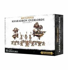 Battleforce Kharadron Overlords Sky-fleet Games Workshop Warhammer AoS Dwarf