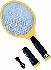 Elucto Large Electric Bug Zapper Fly Swatter Zap Mosquito Best FR Indoor Outdoor