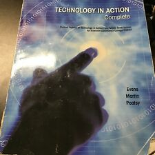 technology in action 10th edition Custom complete riverside community college