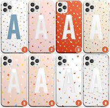 Custom Confetti Polka Dots Designs Slim Phone Case for iPhone | Customised Lette