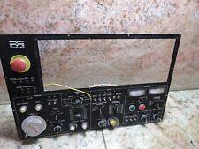 MATSUURA 760V2 CNC VERTICAL MILL MAIN OPERATOR CONTROL PANEL EN4-00429A MGX 10B