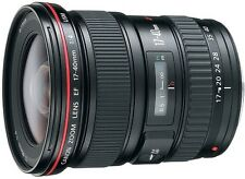 NEW Canon EF 17-40mm f/4 L USM Lens