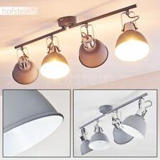 Plafonnier 4 spots Lampe de cuisine Métal Lampe à suspension Lampe de corridor