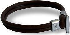 RDX Mannen Lederen Armband Hand Polsbandje Manchet Riem Mode-Sieraden NL S/M