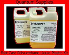 Easyflo 60 - 5 litri FAST CAST POLIURETANO LIQUIDO KIT IN PLASTICA