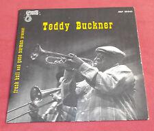 "TEDDY BUCKNER LP 25 CM 10"" ORIG FR  IN CONCERT  DIXIELAND JUBILEE"