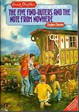 Enid Blyton THE FIVE FIND-OUTERS AND THE NOTE FROM NOWHERE Solve-It-Yourself