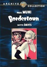 BORDERTOWN - (B&W) (1935 Bette Davis) Region Free DVD - Sealed