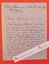 L.A.S 1925 André SAGLIO dit DRESA Peintre Négresse blonde BOURBONNE Haute Marne