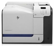 HP LaserJet Enterprise 500 Color M551DN Workgroup Laser Printer