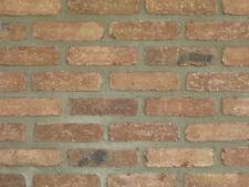 Retro-Feldbrandsteine WDF BH890 rot-bunt Klinker Vormauerverblender Feldbrand