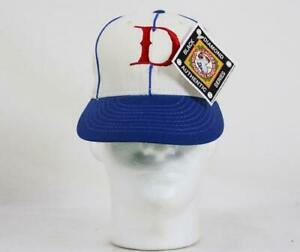 negro 1919 Detroit Stars Baseball Game Issued Fitted Hat Made in the USA