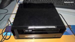MINI PC TYPE NUC ASROCK ION 330HT. Intel® Dual Core Atom™ 330