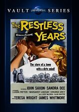 The Restless Years 1958 (DVD) John Saxon, Sandra Dee, Teresa Wright - New!