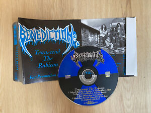 Benediction - Transcend The Rubicon Promo CD RAR (Entombed, Dismember, Unleashed