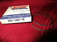 Yamaha YZ 125 piston rings new 2K6 11601 10