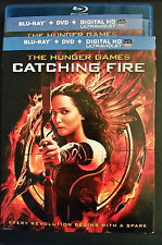 The Hunger Games: Catching Fire : Blu-ray Disc, 2014, 2-Disc Set, Digital copy