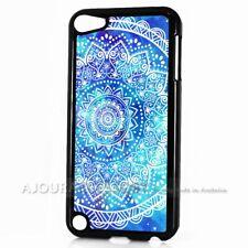 ( For iPod Touch 6 ) Back Case Cover AJ10723 Mandala Design