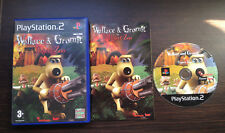 Wallace & Gromit in Project Zoo Play Station 2 PS2 PAL